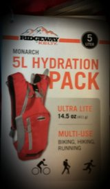 Hydration Pack in Fort Bliss, Texas