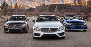 Factory order your 2019 Mercedes and pay the 2018 price? in Geilenkirchen, GE