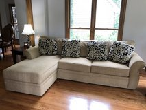 Couch sectional in Naperville, Illinois