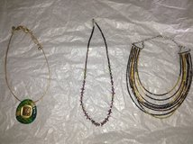 3 Necklaces in Westmont, Illinois