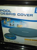 pool cover in Yucca Valley, California
