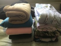 8 / 1.5 Yards Each Of Fleece Fabric in Clarksville, Tennessee