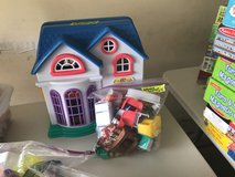 kids dollhouse and furniture in Plainfield, Illinois