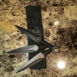 Stainless Steel Throwing Knifes in Pearland, Texas