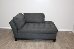 Black Couch (chase) EXCELLENT condition in Spring, Texas