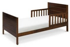 DaVinci Style Toddler Sleigh Bed with Mattress in Alamogordo, New Mexico