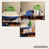 Kids High Chair Booster Seat in Plainfield, Illinois