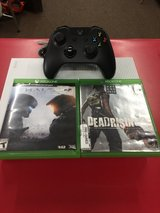 Xbox One  2 Game 1 control  334-347-8588 in Fort Rucker, Alabama