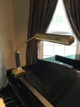 Piano lamp in Plainfield, Illinois