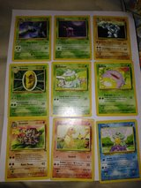 Used first edition pokemon cards in Beaufort, South Carolina