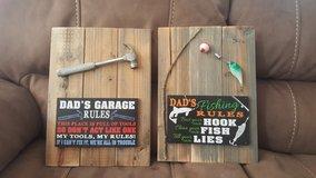 Man Cave Collection wall decor in Fort Carson, Colorado