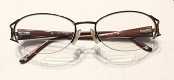 Brown Glass frames by LizClaborne in Lockport, Illinois