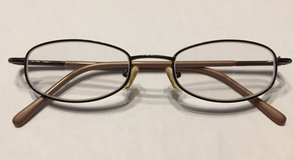 Brown glass frames in Lockport, Illinois