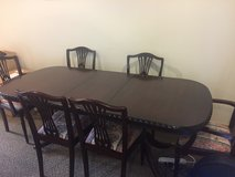 DINNING TABLE & 6 CHAIR SET in Okinawa, Japan