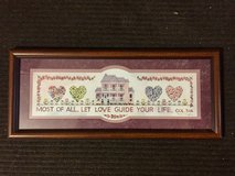 Plaque - Most of all, Let Love Guide Your Life in Glendale Heights, Illinois