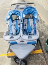 Jogging stroller for twins or 2kids in Okinawa, Japan