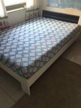 bed with mattress & Lattenrost with function .. in Stuttgart, GE