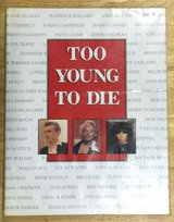 Too Young to Die Book Year 1991 in Ramstein, Germany