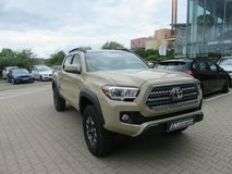 2017 US Spec Toyota Tacoma TRD Off-Road Crew-Cab 4WD in Spangdahlem, Germany