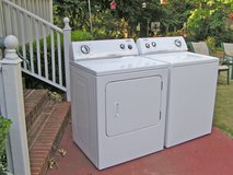 Washer and Dryer price for set-Whirlpool Huge Tub in Macon, Georgia