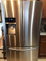 Samsung 28.7-cu ft French Door Refrigerator with Dual Ice Maker ( Stainless Steel) in Macon, Georgia