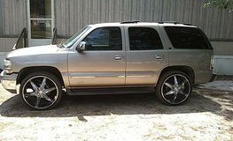 Nice Chevy tahoe in Wilmington, North Carolina