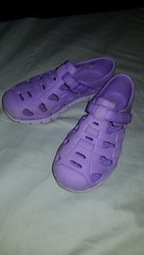 Stride Rite Purple Girl Water Shoes in Yucca Valley, California