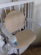 Electric stair lift in Joliet, Illinois