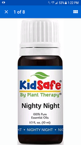 Plant therapy nighty night kids essential oil synergy in Lawton, Oklahoma