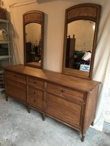Hearndon dresser with mirrors in Kingwood, Texas