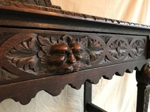 Antique Console table in Spring, Texas