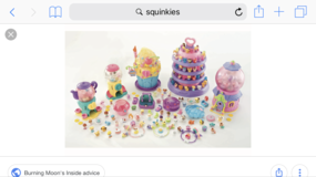 Squinkies in Aurora, Illinois