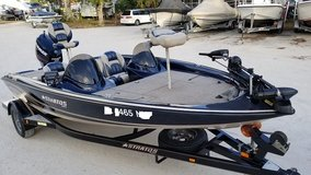 2007 Stratos 275XL Bass Boat in Jacksonville, Florida