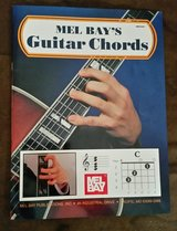 Guitar Chords Book in Lockport, Illinois