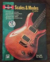 Scales and Modes for Guitar Book in Joliet, Illinois