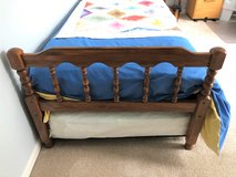 Twin Trundle Bed in Naperville, Illinois