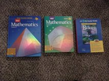 3 text books that will keep your grand children and children on level for next school semister. in Spring, Texas