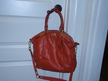 Authentic Orange Coach handbag in Quantico, Virginia