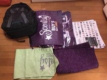 Scentsy consultant supplies lot in Okinawa, Japan
