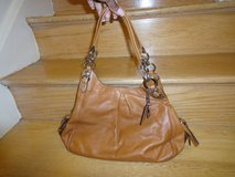 Authentic Cognac Coach handbag in Quantico, Virginia