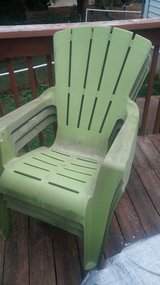 Pear Green Deck Chairs in Fort Knox, Kentucky