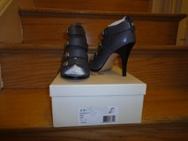 Authentic Grey Coach booties in Quantico, Virginia