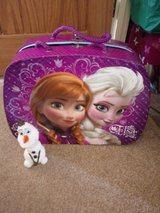 frozen case and olaf in Lakenheath, UK