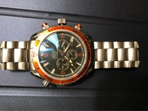 Omega Speedmaster co-axial Chronograph Stainless Steel Watch in Okinawa, Japan