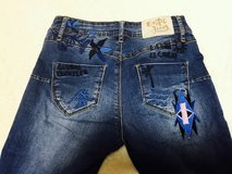 #2) Desigual stretchy jeans (small) in Okinawa, Japan