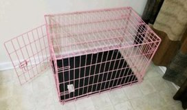 Folding female dog crate in Fort Campbell, Kentucky