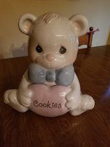 Precious Moments cookie jar 1993 in Bartlett, Illinois