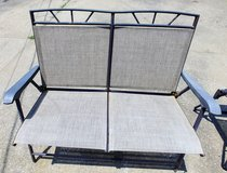 folding patio bench in Fort Campbell, Kentucky