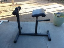 Hyper-extension Bench in Yucca Valley, California