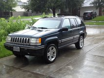 Simple. 4x4 Jeep cherokee in Kingwood, Texas